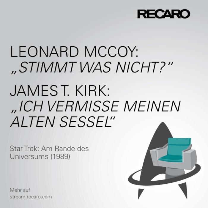 Zitat aus Star Trek: Am Rande des Universums