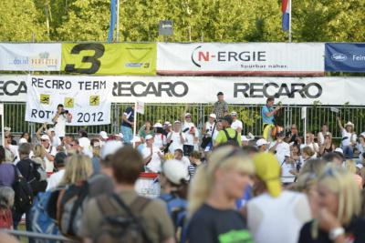 RECARO Fan-Team 2012